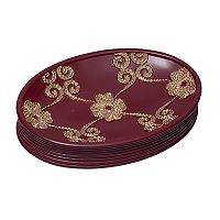 Popular Bath Elegant Rose Soap Dish