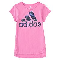 Girls 4-6x adidas On My Game Graphic Tee
