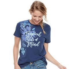 Women's SONOMA Goods for Life™ Graphic Crewneck Tee