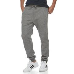 Men's Hollywood Jeans Space-Dye Knit Jogger Pants