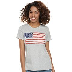 Women's SONOMA Goods for Life™ Essential Graphic Crewneck Tee