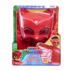 PJ Masks Deluxe Dress Up Top & Mask Set