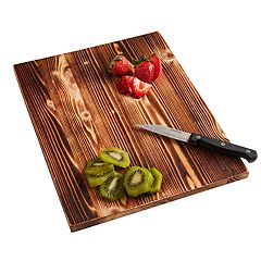 Farberware Burnt Wood Cutting Board