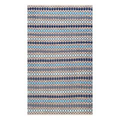 nuLOOM EllaMae Diamond Chevron Jute Blend Rug