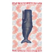 nuLOOM Thomas Paul Whale Rug