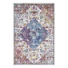 nuLOOM Kena Persian Floral Rug