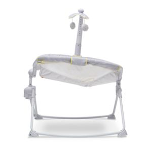 Disney's Winnie the Pooh Deluxe 3-in-1 Activity Rocker, Feeder & Incline Sleeper for Newborns