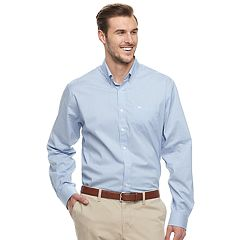 Big & Tall Dockers Comfort Stretch Soft Classic-Fit No-Wrinkle Button-Down Shirt