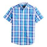Boys 4-20 Chaps Tino Button-Down Shirt
