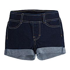 Girls 4-6x Levi's Haley May Cuffed Jean Shorts