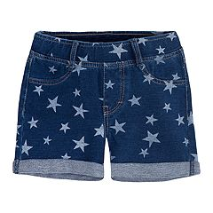 Girls 4-6x Levi's Haley May Jean Shorts