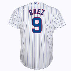 Boys 8-20 Chicago Cubs Javier Baez Replica Jersey