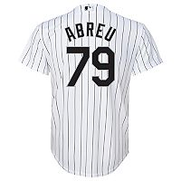 Boys 8-20 Chicago White Sox Jose Abreu Replica Jersey