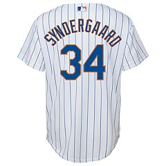 Boys 8-20 New York Mets Noah Syndergaard Replica Jersey