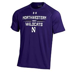 Men's Under Armour Northwestern Wildcats Tee