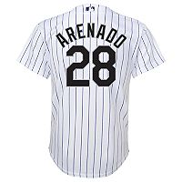 Boys 8-20 Colorado Rockies Nolan Arenado Replica Jersey