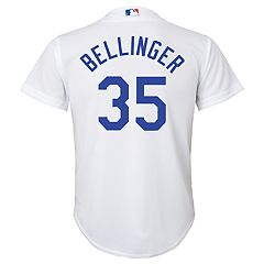 Boys 8-20 Los Angeles Dodgers Cody Bellinger Replica Jersey