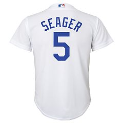 Boys 8-20 Los Angeles Dodgers Corey Seager Replica Jersey