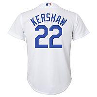 Boys 8-20 Los Angeles Dodgers Clayton Kershaw Replica Jersey