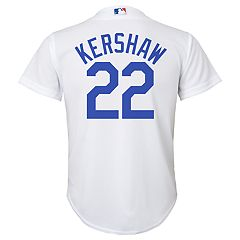 Boys 8-20 Los Angeles Dodgers Clayton Kershaw Replica Jersey