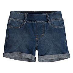 Girls 4-6x Levi's Haley May Denim Shorts