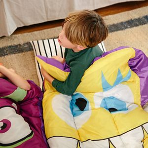 Pacific Play Tents Sparky the Friendly Monster Sleeping Bag