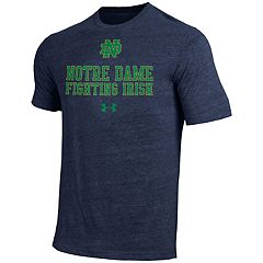 Men's Under Armour Notre Dame Fighting Irish Heathered Tee