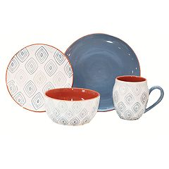 Baum Echo 16-pc. Dinnerware Set