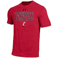 Men's Under Armour Cincinnati Bearcats Heathered Tee