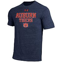 Men's Under Armour Auburn Tigers Heathered Tee