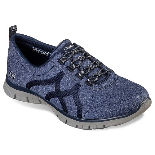 Skechers Relaxed Fit EZ Flex ... Renew Women's Slip-on Shoes M4fvX
