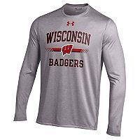 Men's Under Armour Wisconsin Badgers Tee