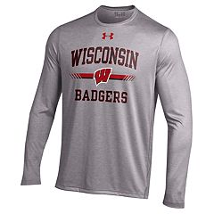 Men's Under Armour Wisconsin Badgers Tee