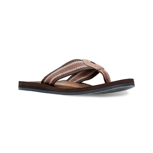 Clarks Lacono Sun Men s Flip Flop Sandals