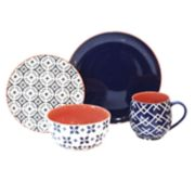 Baum Corsair 16-pc. Dinnerware Set