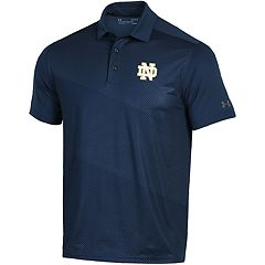 Men's Under Armour Notre Dame Fighting Irish Vivid Print Polo