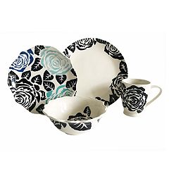 Baum Gardenia 16-pc. Dinnerware Set