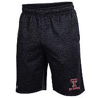 Men's Under Armour Texas Tech Red Raiders Tech Shorts