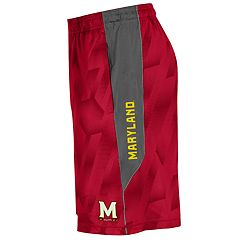 Men's Under Armour Maryland Terrapins Novelty Raid Shorts
