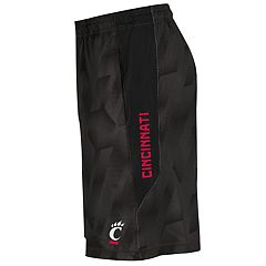 Men's Under Armour Cincinnati Bearcats Novelty Raid Shorts