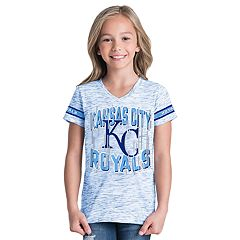 Girls 6-16 Kansas City Royals Space Dye Jersey Tee