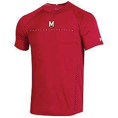 Men's Under Armour Maryland Terrapins Sideline Training Tee