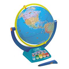 Educational Insights GeoSafari Jr. Talking Globe