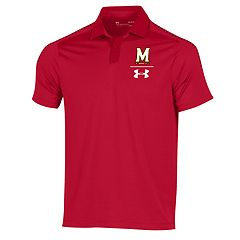 Men's Under Armour Maryland Terrapins Sideline Polo