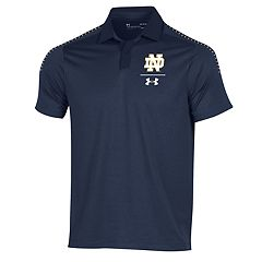 Men's Under Armour Notre Dame Fighting Irish Sideline Polo