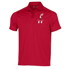 Men's Under Armour Cincinnati Bearcats Sideline Polo