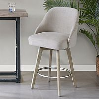 Madison Park Walsh Swivel Counter Stool