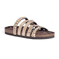 MUK LUKS Terri Women's Slide Sandals