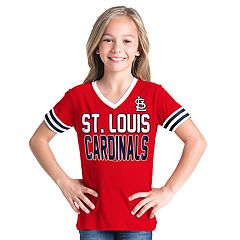 Girls 6-16 St. Louis Cardinals Team Tee