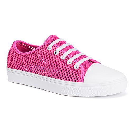 MUK LUKS Tessa Women's Low-Top Sneakers